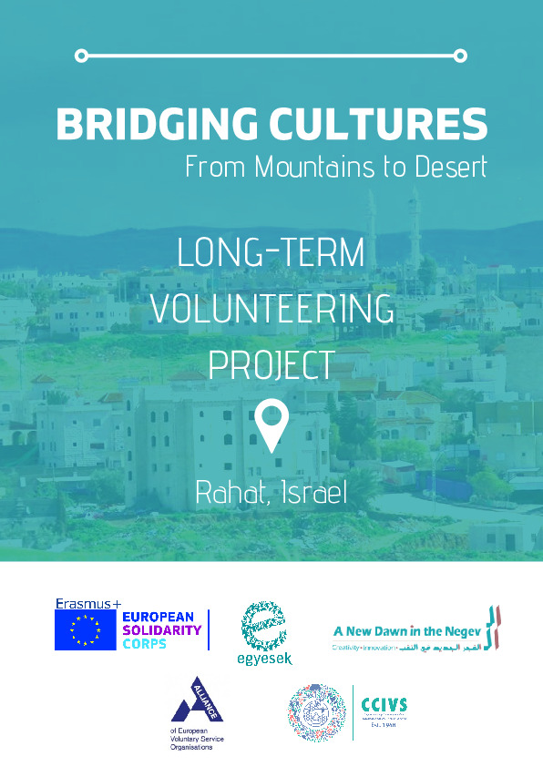 Bridging cultures – From mountains to desert